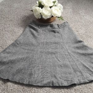 H & M Beautiful , classic A-line skirt